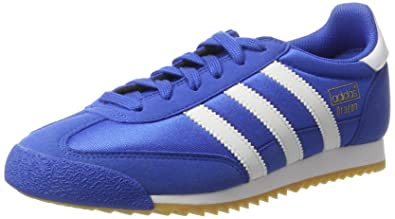 basket adidas dragon bleu